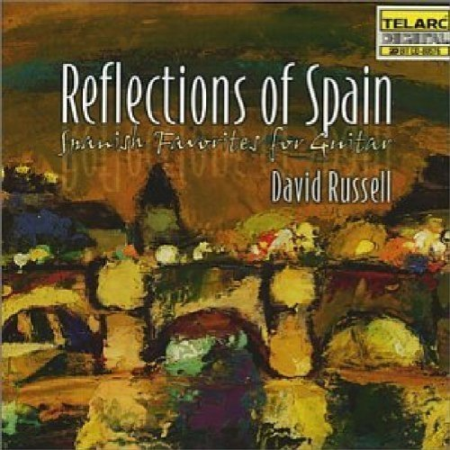Russell David - Reflections of Spain [CD]