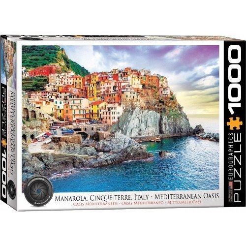 Eurographics Puzzle 1000 Pc