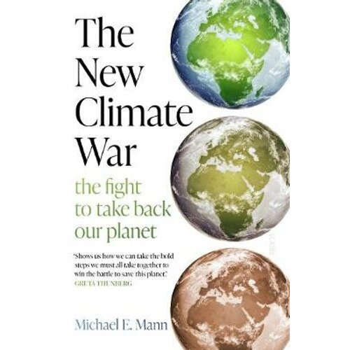 The New Climate War   Paperback