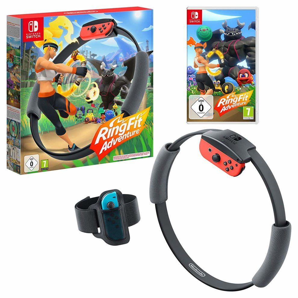 Ring Fit Adventure for Switch