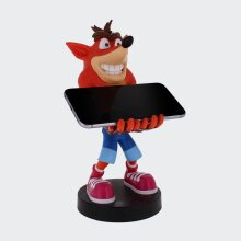 """Crash Bandicoot """"Quantum"""" Cable Guys Mobile Device Holder & 2m Micro USB cable"""