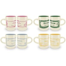 Harry Potter Potions Collection Espresso Cup Set (Pack of 4)