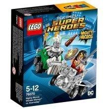 76070 Wonder Woman Vs Doomsday