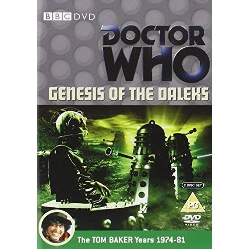 Doctor Who - Genesis Of The Daleks DVD [2006]