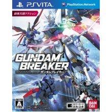 Gundam Breaker [import japonais] [PS Vita] - Used
