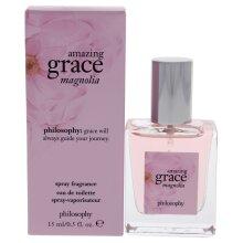 Philosophy Amazing Grace Magnolia - 0.5 oz EDT Spray