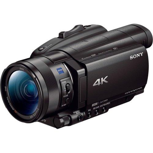SONY FDR-AX700 4K Ultra HD Camcorder - Black, Black