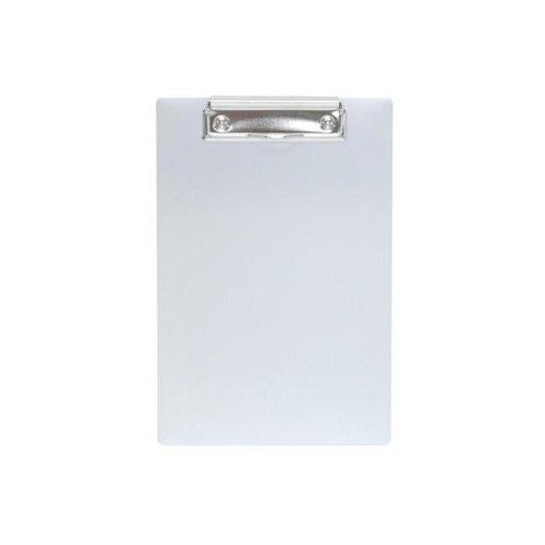 TZ Case ANC-151 S Aluminum Clipboard, Silver - Large