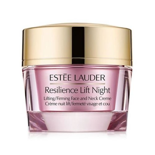 Estee Lauder ELRESLCR9 1.7 oz Resilience Lift Night Lifting Firming Face & Neck Cream