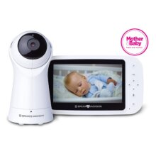 Spear & Jackson Video Baby Monitor