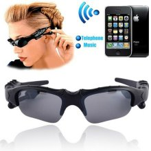 Wireless Bluetooth Sunglasses Headset Outdoor Sports Glasses Stereo Music