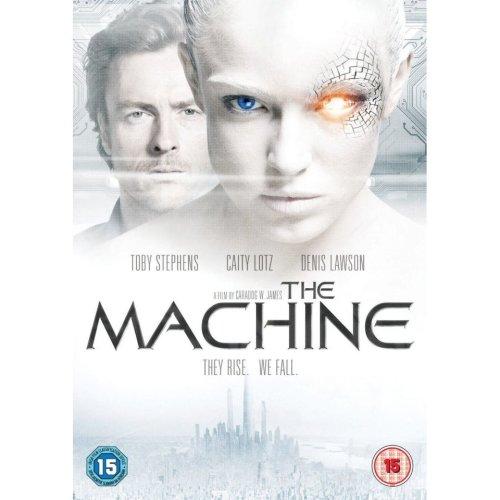 The Machine DVD [2014]
