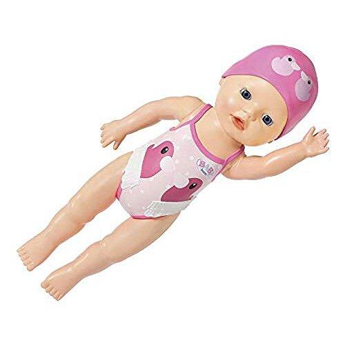 BABY born 829738 First Swim Girl 30cm
