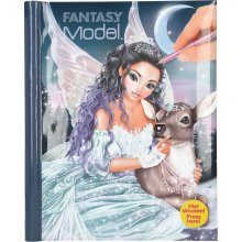 Depesche Fantasy Model Musical Colouring Book with Lights 10727