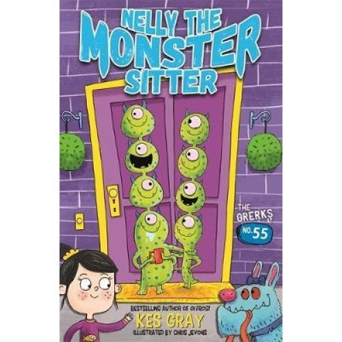 Nelly the Monster Sitter: The Grerks at No. 55