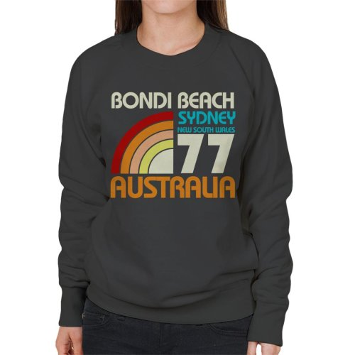 Bondi Beach Retro 77 Women's Sweatshirt