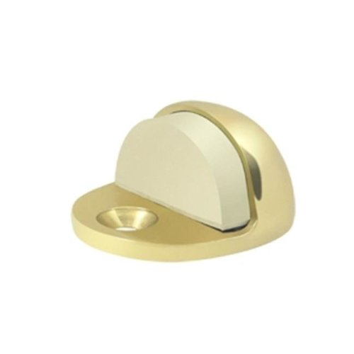 Deltana DSLP316U3 Dome Stop Low Profile, Bright