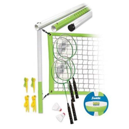 50601 Badminton & Volleyball Set