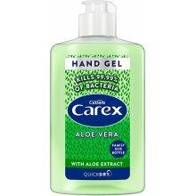 Carex Aloe Vera Hand Sanitizer Gel Anti Bacterial Quick Dry 300ml