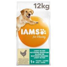 IAMS Adult Chicken Dry Dog Food 12kg