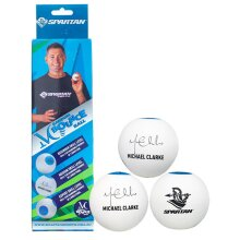 Spartan Michael Clarke Random Bounce Balls