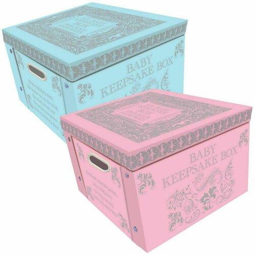 Robert Frederick Collapsible Keepsake Storage Box