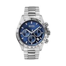 Hugo Boss Men's Hero Sport Lux Watch HB1513755   Blue & Silver