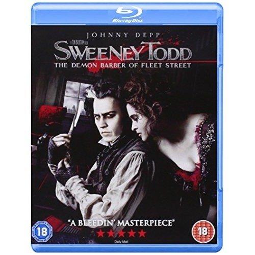 Sweeney Todd Blu-Ray [2008]