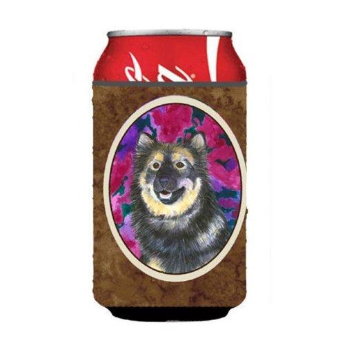 Finnish Lapphund Can Or Bottle  Hugger - 12 oz.