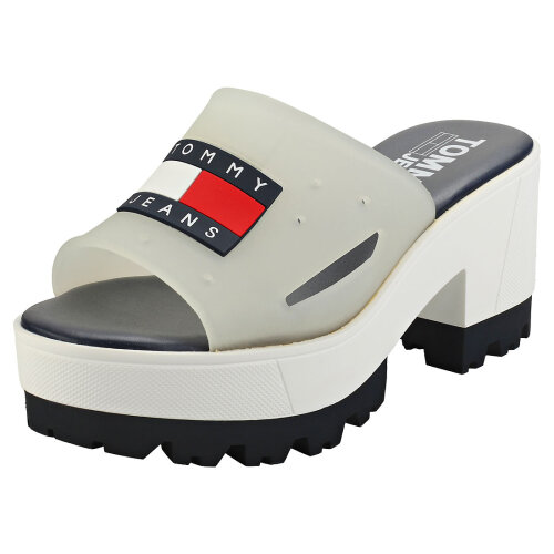 Tommy Jeans Heritage Freedom Heeled Womens Platform Sandals