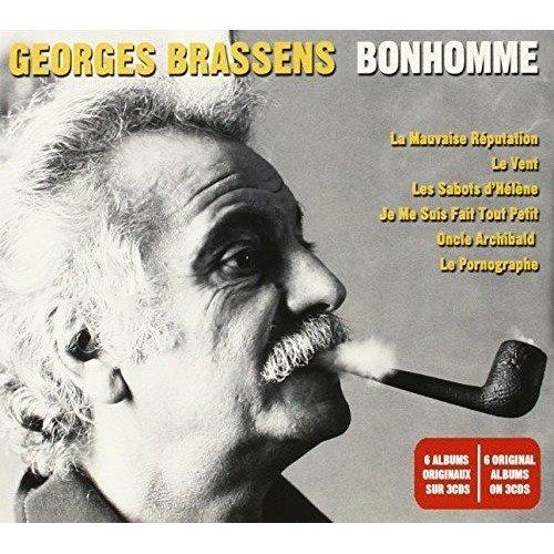 Georges Brassens - Bonhomme [CD]