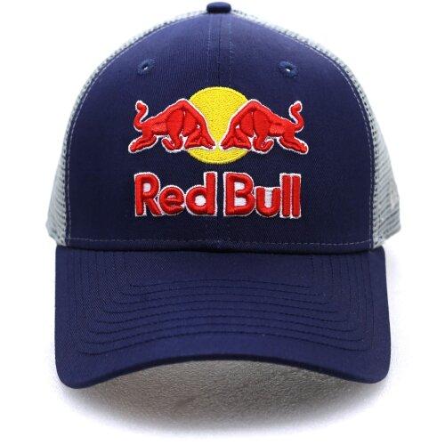 Red Bull Baseball Cap Mesh Snapback Adjustable Hats For Women Men