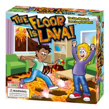 The Floor is Lava Interactive Board Game