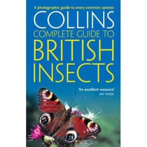 Collins Complete Guide: British Insects: a Photographic Guide to Every Common Species