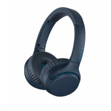 Sony WH-XB700 Bluetooth Headphones BLUE - Refurbished