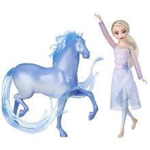Disney FROZEN Elsa Fashion Doll and Nokk Figure Inspired by 2