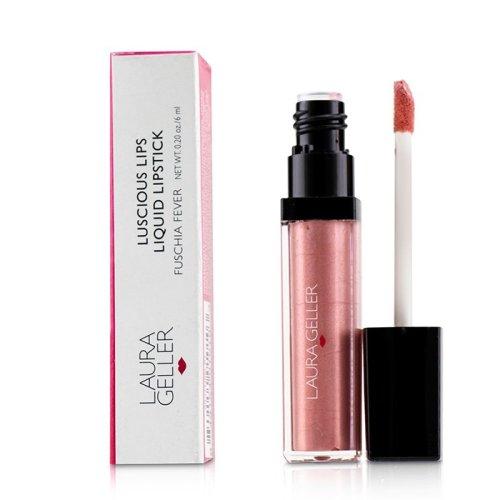 Luscious Lips Liquid Lipstick - # Peach Buttercream - 6ml/0.2oz