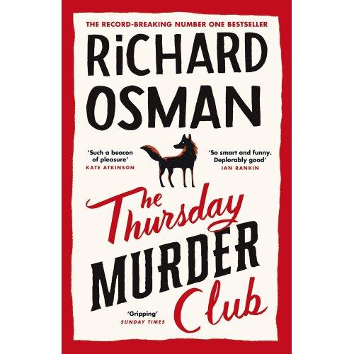 The Thursday Murder Club By Richard Osman Bestseller Hardcover