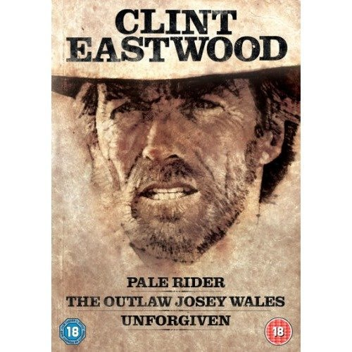 Pale Rider / The Outlaw Josey Wales / Unforgiven Blu-Ray [2013]