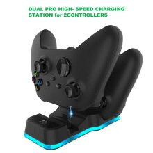 Wireless Controller Dual Charger Cradle forXbox SeriesX PowerStandDock