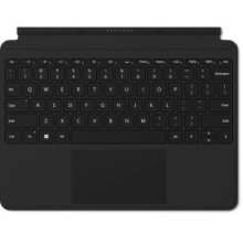 Microsoft Surface Go Type Cover mobile device keyboard Black QWERTY English