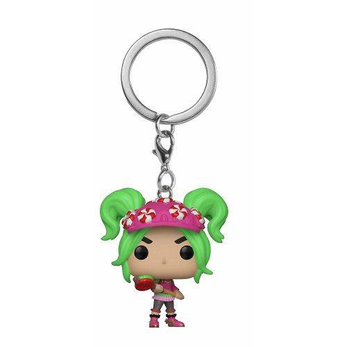 Funko POP Keychain - Fortnite Zoey