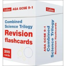 New AQA GCSE 9-1 Combined Science Revision Flashcards