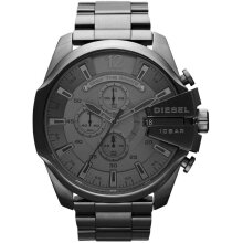 Diesel Mega Chief Men's Watch Chronograph DZ4355,New with Tags