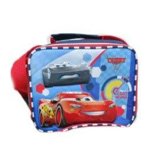 Disney Cars Lunch Box with Shoulder Strap