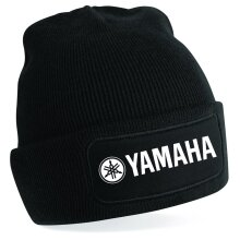 YAMAHA Beanie Hat one size Motorbike Motorcycle Printed Beanie 7 colours
