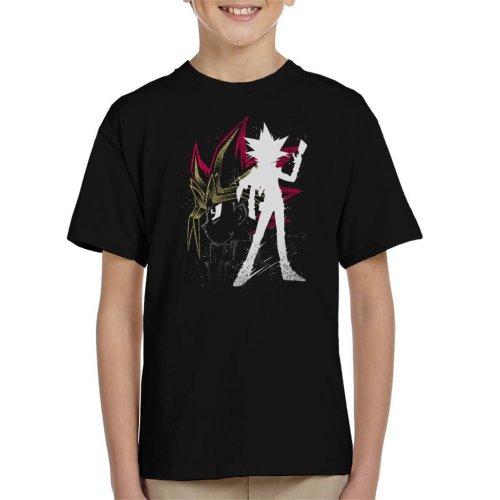 Inking Yugi Yu Gi Oh Kid's T-Shirt