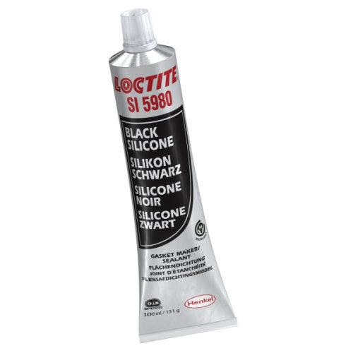 LOCTITE SI5980 Silicone Flange Sealant - Black - 100ml [2064235]