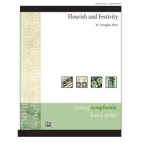 Alfred 00-20684 FLOURISH AND FESTIVITY-YS