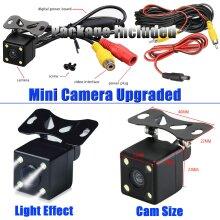 Car Rear View HD Waterproof Night Vision Reverse Backup Parking Camera